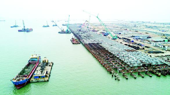 Hàn Quốc muốn đầu tư khai thác cảng Lạch Huyện, Hải Phòng
