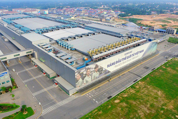 Doanh thu 4 nhà máy Samsung Việt Nam chỉ còn tương tương gần 28% GDP