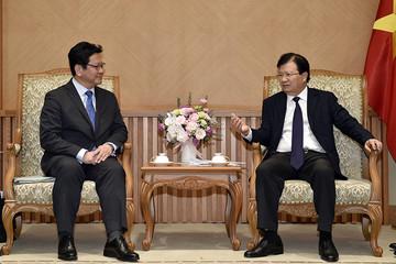 JBIC có thể sẽ cho doanh nghiệp Việt vay vốn làm hạ tầng, năng lượng