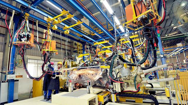 Bộ Kế hoạch & Đầu tư hạ dự báo, GDP quý I ước tăng 6,58%