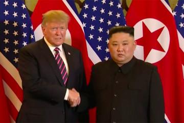 Trump sẵn sàng đàm phán lại với Triều Tiên