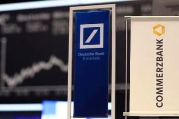 Deutsche Bank và Commerzbank đàm phán sáp nhập