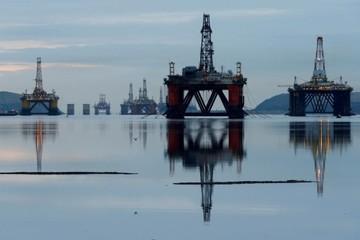 Giá dầu tăng sau một phiên đầy biến động