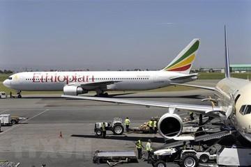 Tai nạn máy bay Ethiopia: Boeing sẵn sàng hỗ trợ xác định nguyên nhân