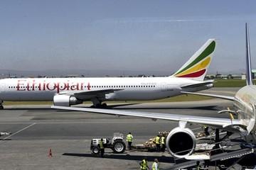 Máy bay chở 157 người rơi ở Ethiopia