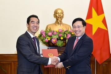 Trợ lý Bộ trưởng Ngoại giao được bổ nhiệm Thứ trưởng
