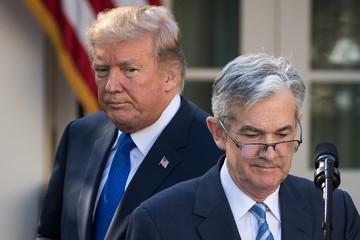 Chủ tịch Fed: 'Trump không thể sa thải tôi'