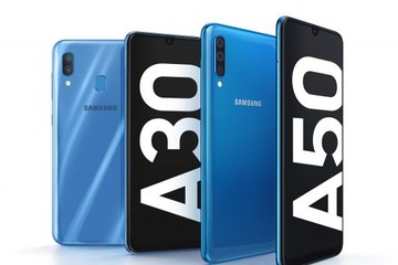Samsung Galaxy A50 và A30 lên kệ tại Việt Nam, giá từ 5,8 triệu đồng