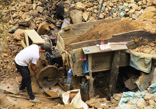 Lấy ngân sách đóng cửa mỏ vàng Bồng Miêu?