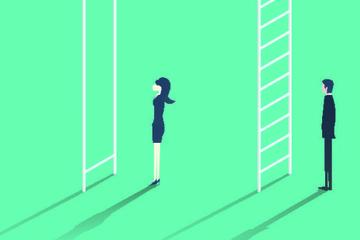 Tại sao phụ nữ vẫn khó thăng tiến hơn nam giới?
