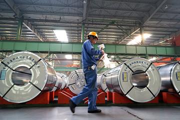 Nhu cầu yếu, giá quặng sắt Trung Quốc thấp nhất gần hai tuần