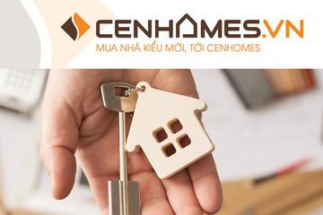 CenLand đặt mục tiêu doanh thu năm 2019 tăng trưởng 32%, CenHomes.vn sẽ là động lực chính?