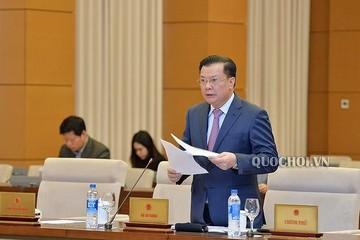 Thường vụ Quốc hội bàn thảo việc xóa nợ đọng về thuế