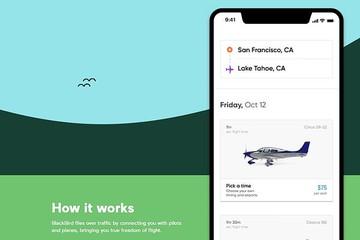 Startup giúp hành khách đi máy bay riêng dễ như gọi Uber, được tự chọn phi công