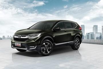 Top 10 ôtô bán chạy tháng 2: Honda CR-V chiếm ngôi đầu dù doanh số giảm mạnh