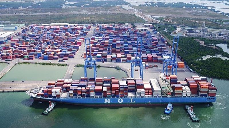 Liên danh Geleximco xin đầu tư trung tâm logistics và bến cảng Cái Mép Hạ hơn 30.600 tỷ đồng