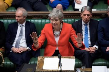 Quốc hội Anh tiếp tục bác dự thảo thỏa thuận Brexit