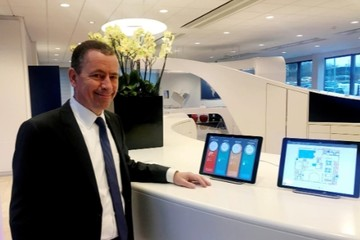 Mô phỏng nơi làm việc của công ty công nghệ - chiêu trò mới thu hút tài năng của các ngân hàng