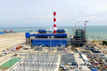 Phần lớn các công trình nhiệt điện chậm tiến độ