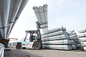 Thị phần ống thép Hòa Phát vượt 31%, cao nhất từ trước đến nay
