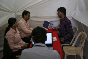 Kỹ sư tại Ấn Độ 'chật vật' giữa cơn khủng hoảng việc làm