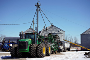 Bất chấp chiến tranh thương mại với Trung Quốc, nông dân Mỹ vẫn đặt niềm tin vào đậu tương