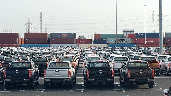 Ôtô hạng sang 'đổ bộ' về Việt Nam