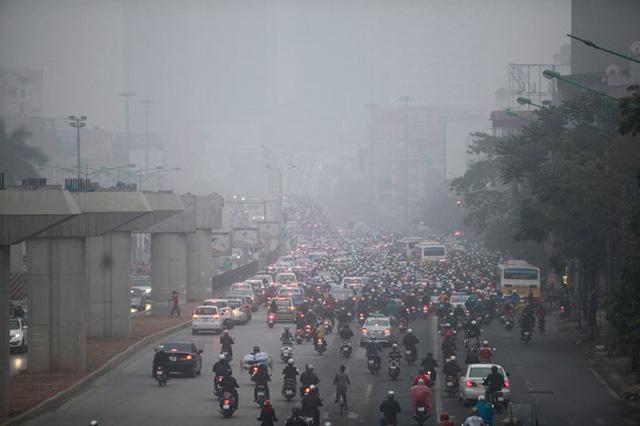The Guardian: BRT và tuyến Metro có giảm được tắc đường và ô nhiễm ở Hà Nội không? Có, nhưng nó phải tiện để người ta dùng nhiều cái đã