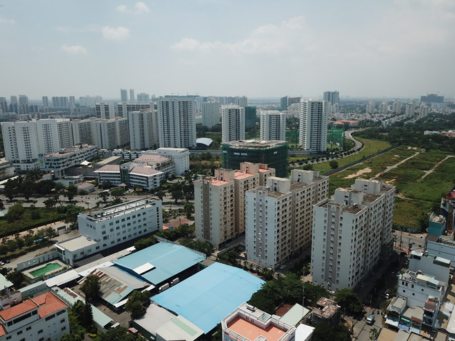 Đề xuất bỏ phí bảo trì chung cư
