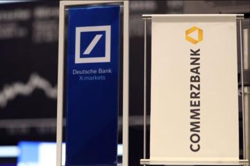 Tăng trưởng khó khăn, hai ngân hàng lớn nhất Đức tính sáp nhập