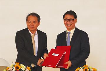 Thaco sở hữu 35% cổ phần công ty của Bầu Đức