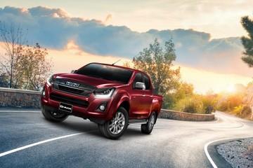 Chỉ bán được 6 xe trong tháng 2, ôtô bán tải Isuzu D-Max giảm giá đến 70 triệu đồng