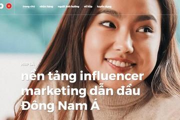Nền tảng 'influencer marketing' tại Việt Nam nhận đầu tư triệu USD