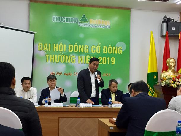 ĐHĐCĐ Phục Hưng Holdings: 'Lấn sân' sang lĩnh vực thủy điện, đang đàm phán để chào bán cổ phần riêng lẻ