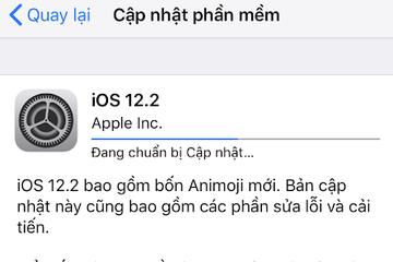 iPhone, iPad thêm 40 tính năng mới với iOS 12.2