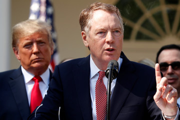 Đại diện thương mại Mỹ: Không nhất thiết phải hy vọng đạt được thỏa thuận với Trung Quốc