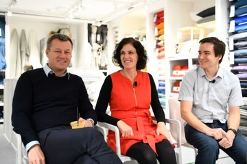 Người phụ nữ tạo ra bước đột phá trong cách thức bán hàng của Ikea