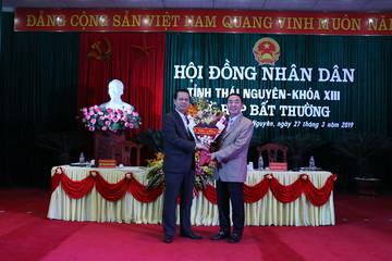 Chánh văn phòng làm phó chủ tịch UBND tỉnh Thái Nguyên