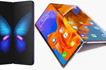 Giá smartphone 2019 sẽ vượt 1.000 USD vì Galaxy Fold, Mate X
