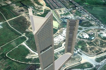 Số phận long đong của những dự án trụ sở ngân hàng