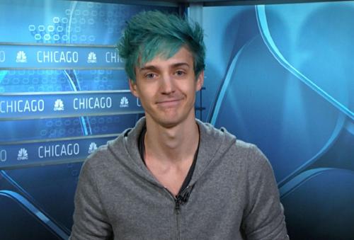 Tyler 'Ninja' Blevins - streamer kiếm triệu USD mỗi tháng