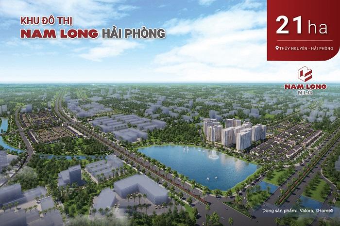 Nam Long có dự án đầu tiên ở Hải Phòng, tăng quỹ đất mới phía Nam