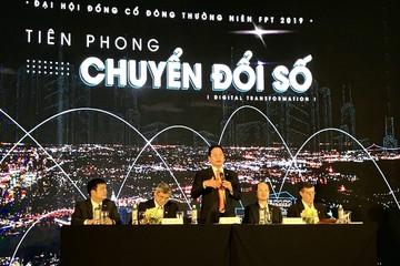 ĐHĐCĐ FPT: Ra mắt tân Tổng giám đốc Nguyễn Văn Khoa