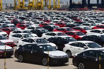 3 tháng, Việt Nam chi 1,8 tỷ USD nhập ôtô, bằng cả năm 2018