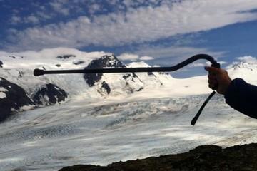 [Đi và trải nghiệm] Chống gậy lên sông băng