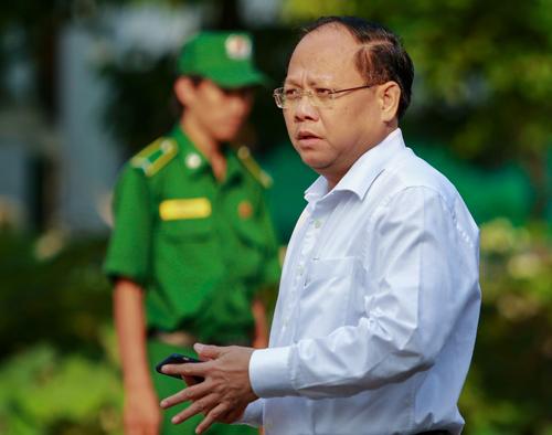 Ông Tất Thành Cang làm Phó ban Chỉ đạo công trình 'Lịch sử TP HCM'