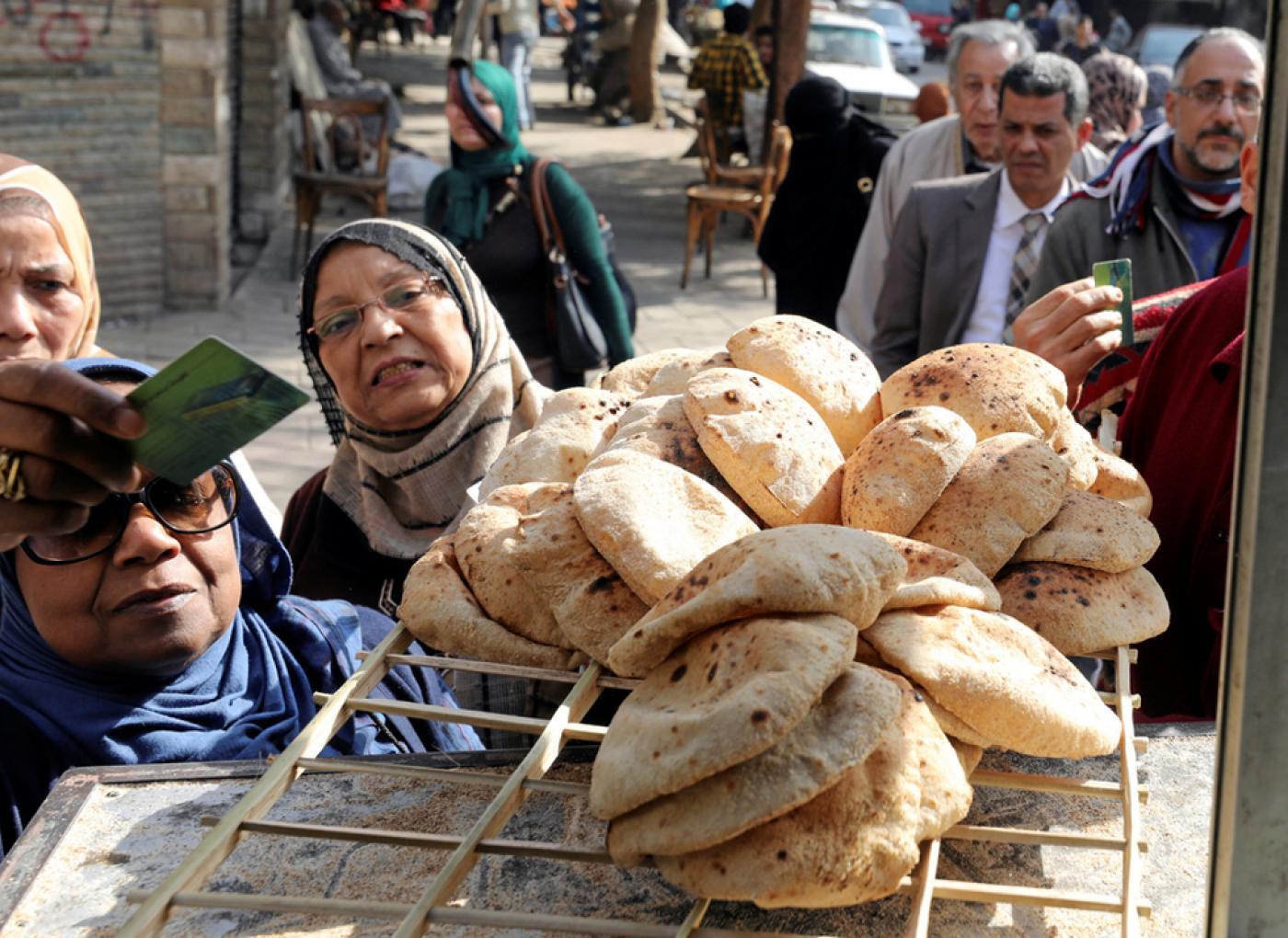 Cuộc cải cách trợ giá người nghèo gây tranh cãi ở Ai Cập