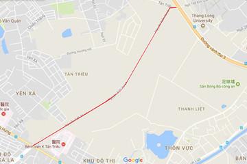 Tuyến đường nghìn tỷ Nguyễn Xiển - Xa La đã ấn định ngày thông xe kỹ thuật