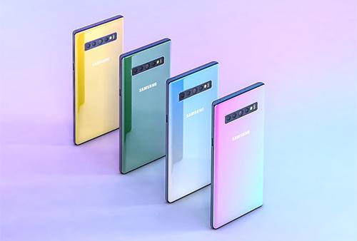 Samsung sẽ ra mắt hai phiên bản Galaxy Note 10