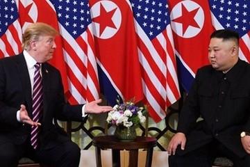 Ngoại trưởng Mỹ hy vọng Trump - Kim gặp lại trong vài tháng tới